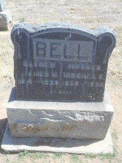 Virginia C. <I>James</I> Bell