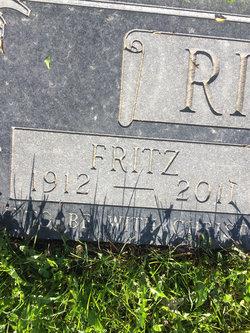 Fritz Riesen