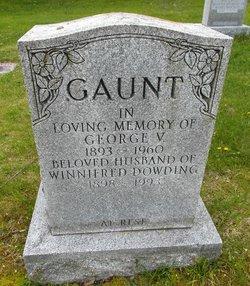 Winnifred <I>Dowding</I> Gaunt