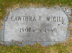 Cawthra E. McGill