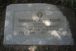 Wendell Arthur Sparling