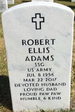 Robert Ellis Adams
