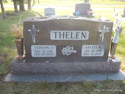 Arlyss M. Thelen (1928-2007) - Find A Grave Memorial