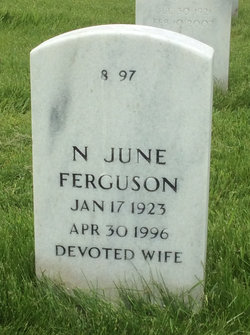 Naida June <I>Archer</I> Ferguson