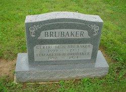 Gertrude H Brubaker