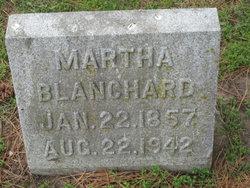 Martha <I>Green</I> Blanchard