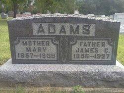 Mary <I>Schwarzkopf</I> Adams