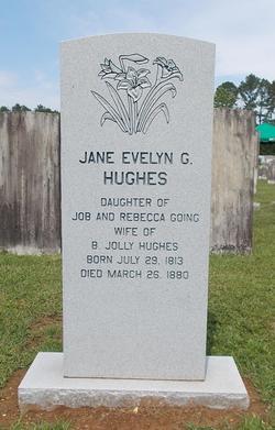Jane Evelyn <I>Going</I> Hughes