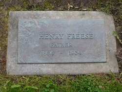 Henry Freese