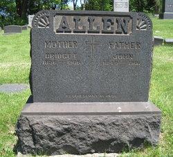 """Anna S. """"Annie"""" <I>Martin</I> Allen"""
