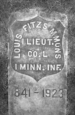 1LT Louis Fitzsimmons