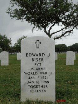 Edward J Biser