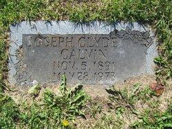 Joseph Clyde Calvin