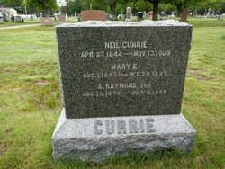 Mary E <I>Wheeler</I> Currie