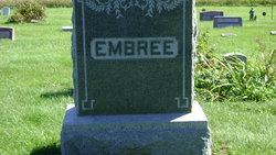 """Evelyn Alice """"Eva"""" <I>Bacon</I> Embree"""