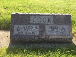 Frederick M. Cook