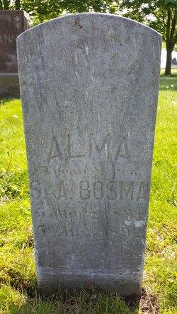 Alma Bosma