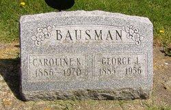George J Bausman