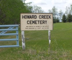 Howard Creek Cemetery