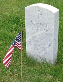 Dewey Franklin Slocum