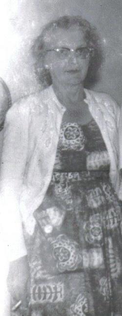 Stella Marie <I>Sorflaten</I> Ewing