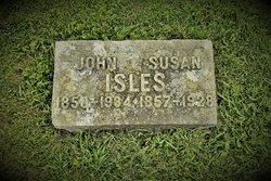 """John """"Jack"""" Isles"""