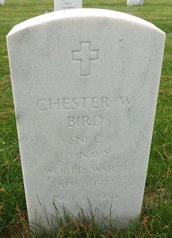 Chester W Bird