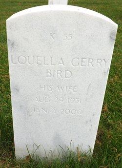 Louella Gerry Bird