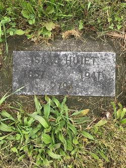 Isaac Ritter Huiet