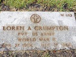 Loren A Crumpton