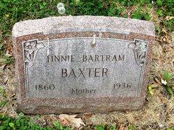 """Lucinda Sophia """"Tinnie"""" <I>Gatton</I> Baxter"""