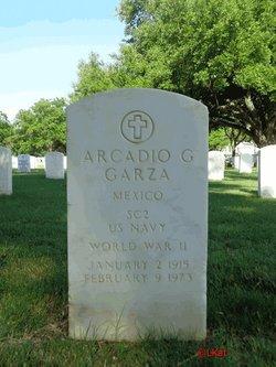 Arcadio G Garza