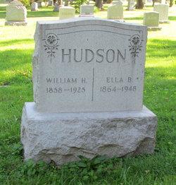 Ella B. <I>Flowerree</I> Hudson