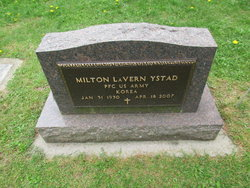 Milton LaVern Ystad