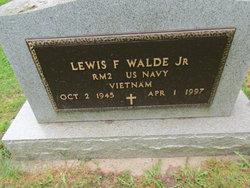 Lewis E. Walde, Jr