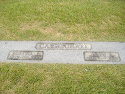 Bertha Ann <I>Dennis</I> Carmichael
