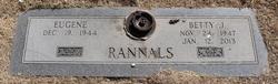 Betty <I>Hamlin</I> Rannals