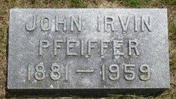 John Irvin Pfeiffer