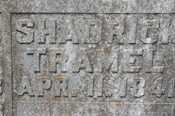 Shadrack Tramel