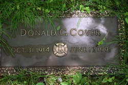 Donald C Cover