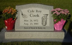 Cyle Roy Cook