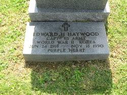 Edward H. Haywood, Jr