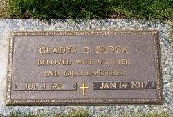 Gladys Dorothy <I>Beckman</I> Sroga