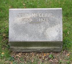 John McClave
