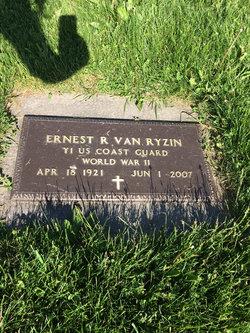 Ernest Van Ryzin