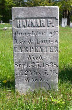 Hannah Parthena Carpenter