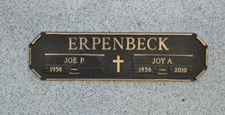 Joy Ann <I>Spicer</I> Erpenbeck