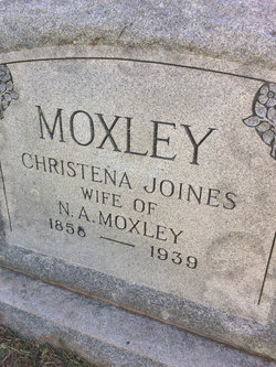 Christina Joines Moxley