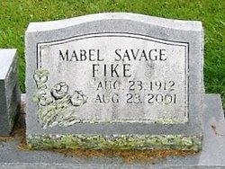 Mabel Fike
