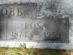 Rosa <I>Eble</I> Cobb
